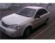 2010 Chevrolet Optra 1.6i for R65 000
