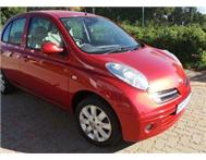 Reference Number:8403-2049327. Nissan Micra 1.5 dCI Acenta 5Dr (D70) (2049327) at Imperial GM