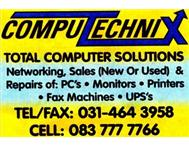 All Computer Printer Fax Ups Monitor Sales/Repair/Service