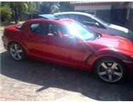 Mazda Rx 8 Hi Power 6 speed