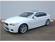 BMW - 535d (F10) M Sport Steptronic