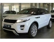 2011 LAND ROVER RANGE ROVER EVOQUE 2.2 SD4 COUPE DYNAMIC PLUS
