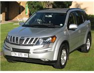 Mahindra XUV 500 W8. Execellent condition!