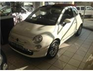 Save with this brand new Fiat 500 1.4 Cab