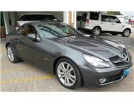 2010 MERCEDES-BENZ SLK-CLASS 200 KOMPRESSOR GRAND EDITION A/T