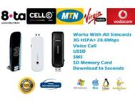 HIGH SPEED Universal 3G USB Modems 28.8Mbps BARGAIN!!!