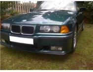 BMW/325i/E36/1995 - For Sale or Swop for E36 4 door