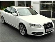 2010 AUDI A6 3.0 TDI QUATTRO TIPTRONIC FREEWAY PLAN TO 120 000km APRIL 2015