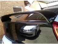 Original Citroen C4 VTS Boot Spoiler Very Good Condition