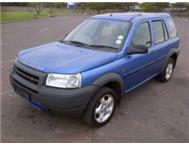 Land Rover Freelander For Sale 1.8i Petrol