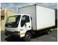 looking for contract for a 3.5t boxed truck
