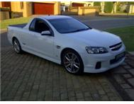 2013 Chevrolet Lumina UTE SSV 6.0L V8 A/T (Red Line Series)