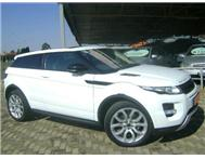 2012 LAND ROVER RANGE ROVER EVOQUE 2.0 Si-4 DYNAMIC COUPE