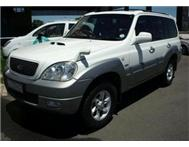 2006 Hyundai Terracan 2.9 Crdi 7 Seat in Cars for Sale Gauteng Pretoria - South Africa