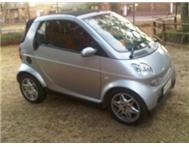 2002 Smart 4 Two Passion Cabriolet Pretoria