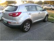 IMMACULATE LOW KM KIA SPORTAGE AUTO DIESEL !!! FULL LEATHER