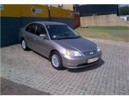2003 Honda Civic 170i A/t