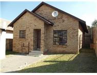 2 Bedroom cluster in Sonheuwel