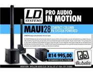 LD Systems MAUI28 Compact Powered PA System