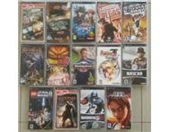 30 X Psp games in covers all original @ R99 each
