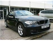 2010 BMW 1 SERIES 120i Auto Convertible
