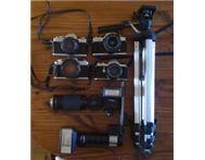 SELECTION OF ANALOG CAMERAS- Make Serious Offer