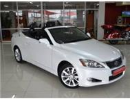 2010 Lexus Is 250 Convert