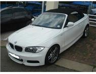 2010 BMW 1 SERIES 1 Series Convertible M-Sport Pack
