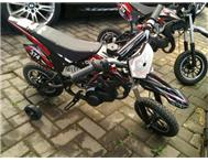 2013 JONWAY POCKET BIKE 50CC