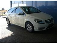 2012 MERCEDES-BENZ B 200 BE A/T