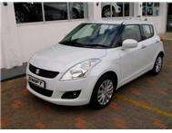 2013 SUZUKI SWIFT 1.4 SE Auto