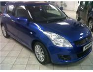 SUZUKI SWIFT 1.4 SE