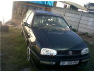 GOLF-VoLKSWAGEN VR6 4 sale