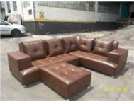 BONDED LEATHER FACTORY COUCHES R380... Northcliff/randburg