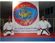 Christo Riekert WSKF Karate Institute Empangeni