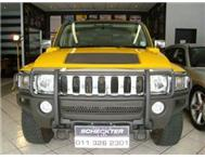 2007 Hummer H3 A/T in Cars for Sale Gauteng Johannesburg - South Africa