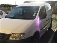 VW CADDY PANELVAN 1.6 2005