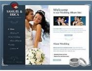 Wedding Website -Nelspruit - Mpumalanga