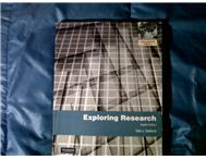 Exploring research Research Methodology Communication Research books