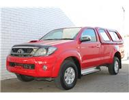 Toyota - Hilux (Facelift II) 3.0 D-4D Raider R/B Single Cab