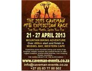 THE 2013 CAVEMAN MTB EXPEDITION