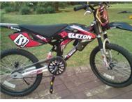 BMX-- MOTOR CROSS REPLICA -- AND A MONGOOSE LOGO