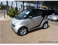2012 Smart pulse coupe