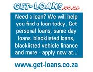 Cash Loans South Africa Blacklisted Loans