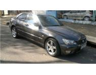 2004 LEXUS IS 300 AUTOMATIC R 79995