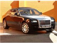 2012 ROLLS-ROYCE GHOST V12