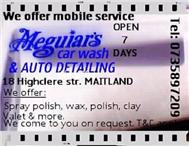Meguiar s Mobile Car Wash