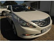 2011 HYUNDAI SONATA 2.4 GLS EXECUTIVE AUTO