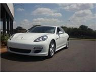 2012 Porsche PANAMERA DIESEL TIP in Cars for Sale Gauteng Pretoria - South Africa
