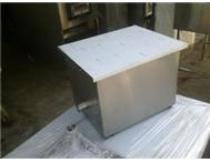 STAINLESS STEEL INDUSTRIAL FAT TRAPS/ GREASE TRAPS